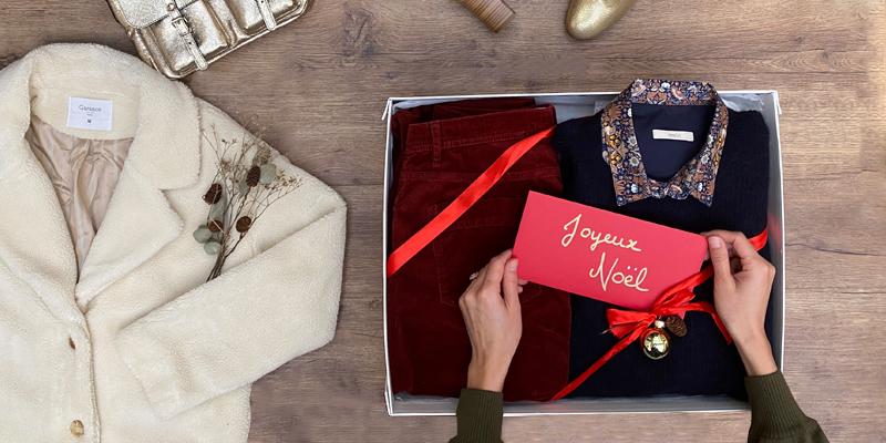 La Carte Cadeau pour Noël chez La Malle Française