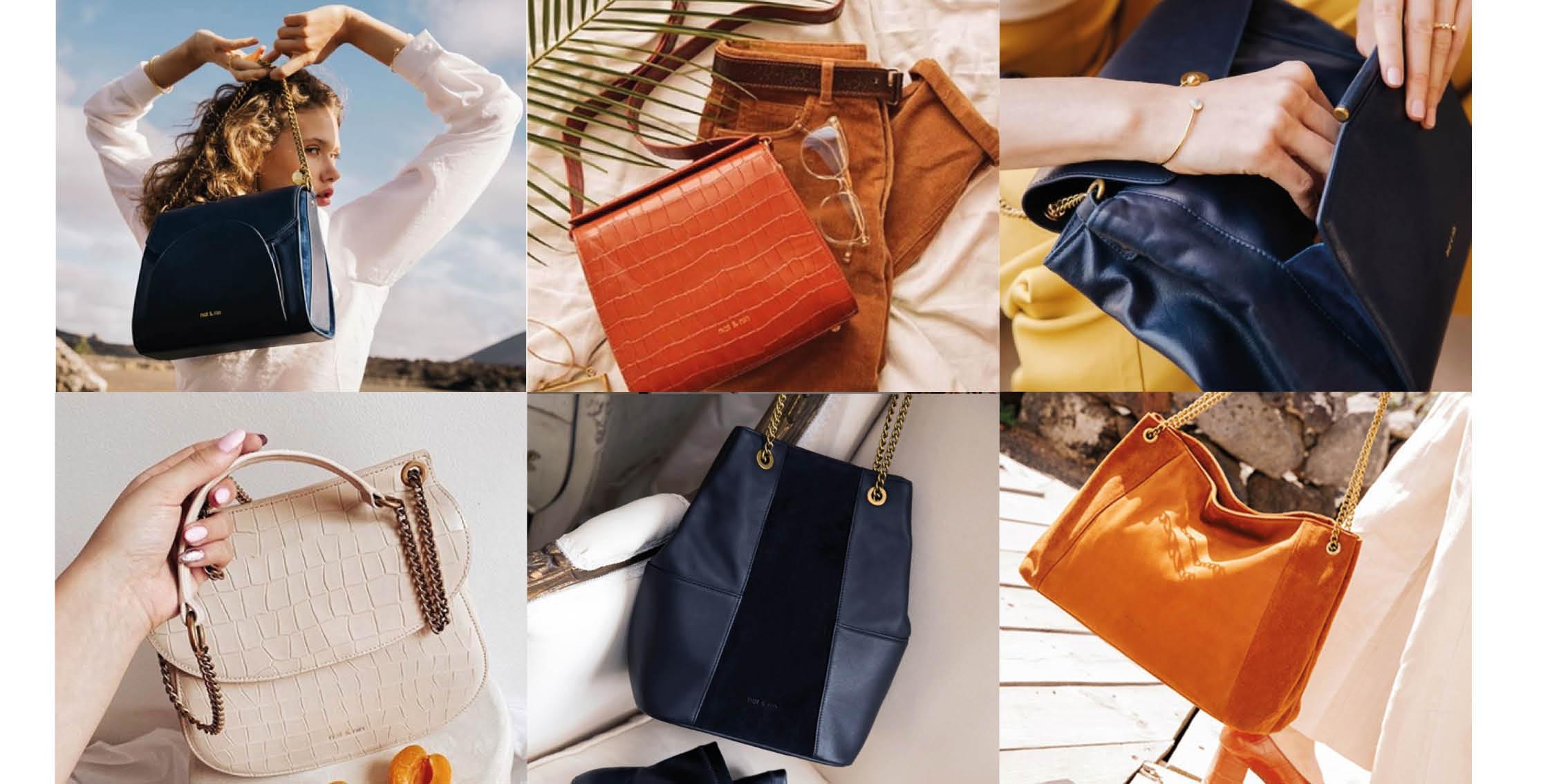 Les sacs Nat & Non dans votre malle