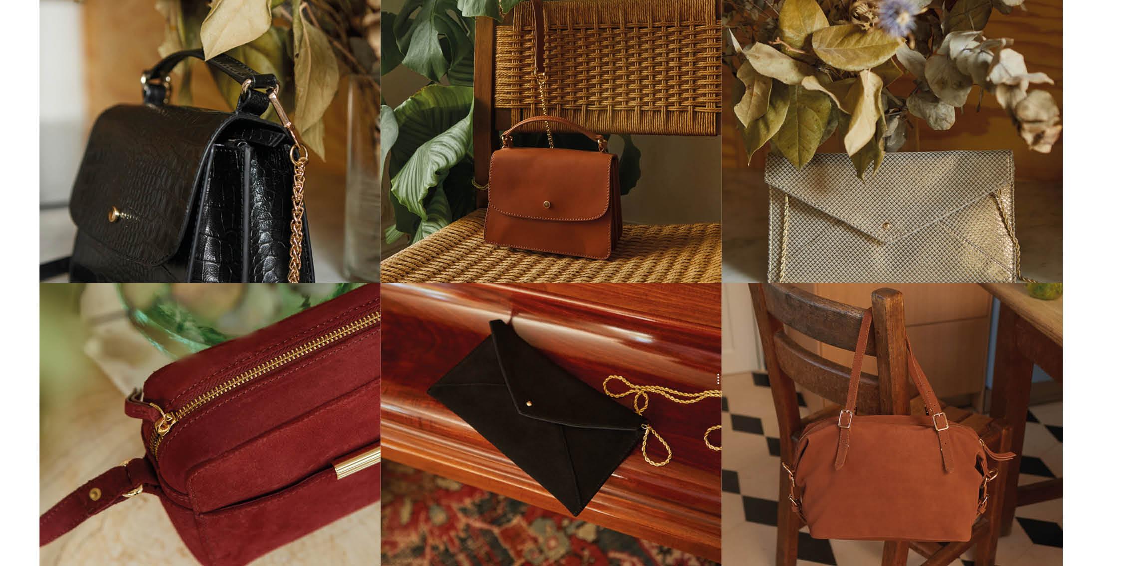 Les sacs Petite Mendigote dans votre malle