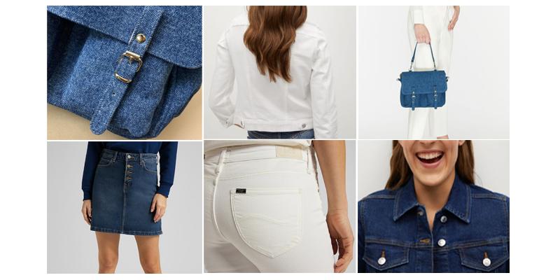 La tendance du jean chez La Malle Française